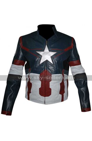 File:Avengers Age of Ultron Captain America Chris Evans Jacket.jpg