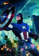 Cap-Hulk poster