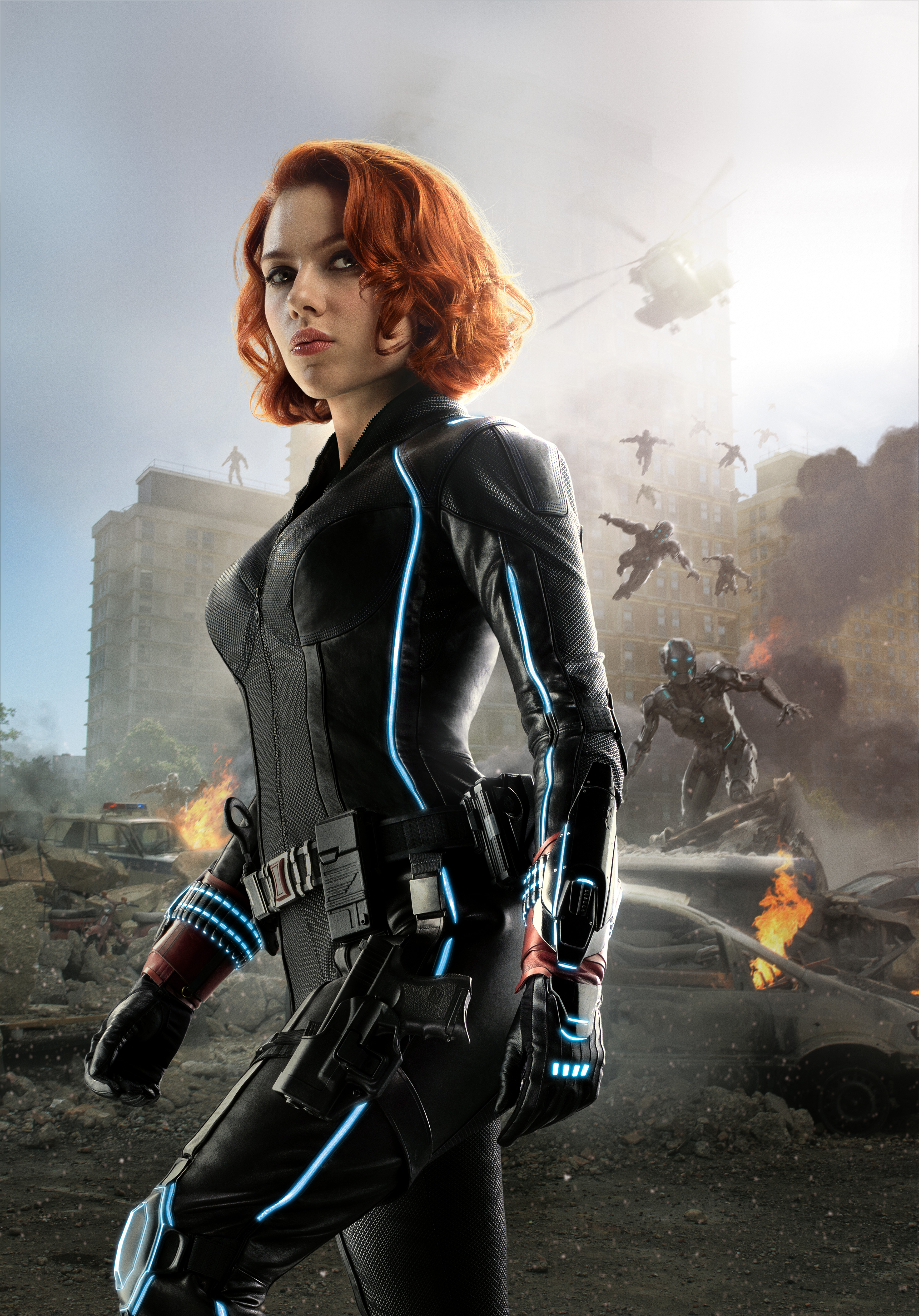 Avengers Age of Ultron Black Widow Image Avengers Age of Ultron