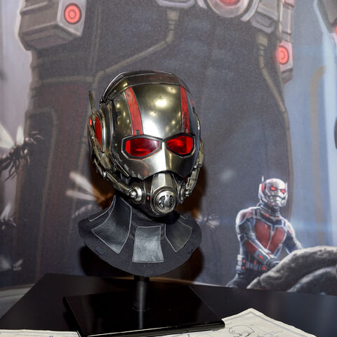 Ant-Man Helmet with Specs