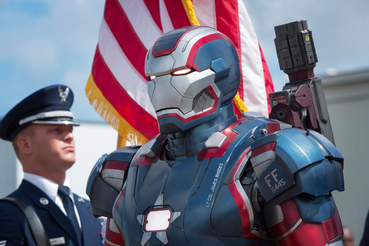 Iron Patriot Armor Iron Patriot