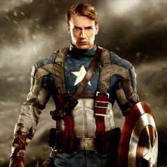 Captain Steven Rogers.
