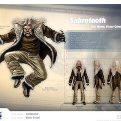 Sabretooth Profile