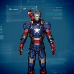 Iron Patriot designs