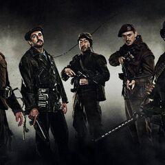 Howling Commandos.
