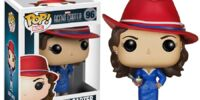 Pop Vinyls: Agent Carter