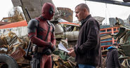 Deadpool Filming Tim Miller