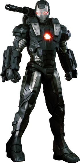 War Machine Earth-199999