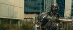 Cap's Shield Ultron damaged