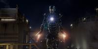 Iron Man armor (Mark XLI)
