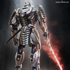 Silver Samurai (X-Men Movies) | Villains Wiki | Fandom powered by ...