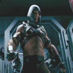 Juggernaut joining the Brotherhood