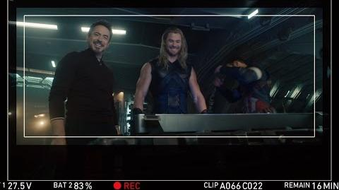 Marvel's Avengers Age of Ultron - Re-Assembled - OFFICIAL HD