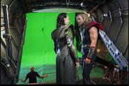 AvengersBTSLoki Thor