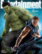 Ew Avengers HulkHawk