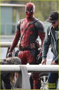 Deadpool Filming 51