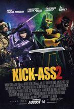 Kick Ass 2 poster1