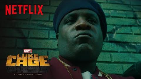 Luke Cage Street Level Hero Music - September 30 Netflix