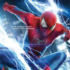 Spider-Man poster.