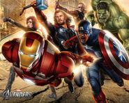 Avengers background 10