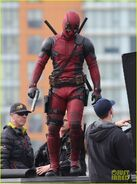 Deadpool Filming 10