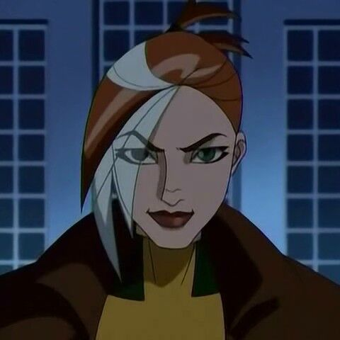 Rogue after betraying the X-Men.