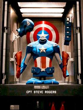 Avengers Capsuit