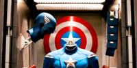 Captain America uniform