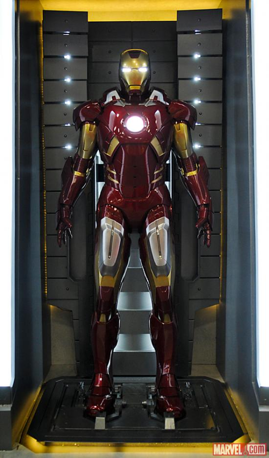 Mark Vii Iron Man 3 Game Iron Man Armor Mark Vii