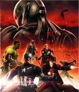 Avengers Promo Art