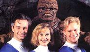 The Fantastic Four (Sassone series)
