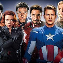 The Avengers.