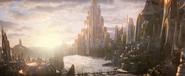 Thor The Dark World Asgard