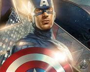 Avengers background 1