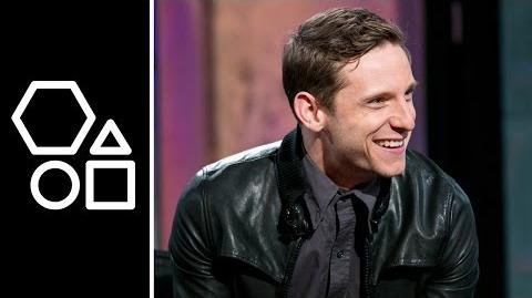 Jamie Bell Aka The Thing in 'Fantastic Four' AOL BUILD