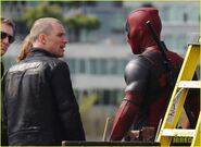 Deadpool Filming 50