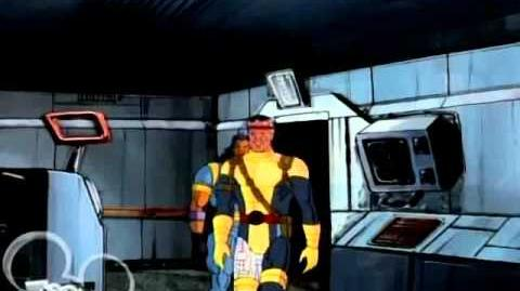 X-Men The Animated Series Season 2 Episode 7 (Part 1)