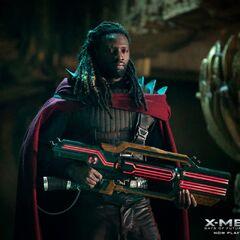 X Men Days Of Future Past Bishop Lucas Bishop | Marvel ...