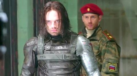 CAPTAIN AMERICA CIVIL WAR - Bucky aka Winter Soldier (2016) Marvel Movie HD