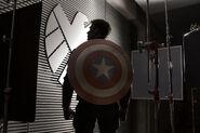 Cap America S.H.I.E.L.D