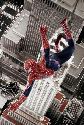 File:Spiderman-swinging above-EmpireState.jpg