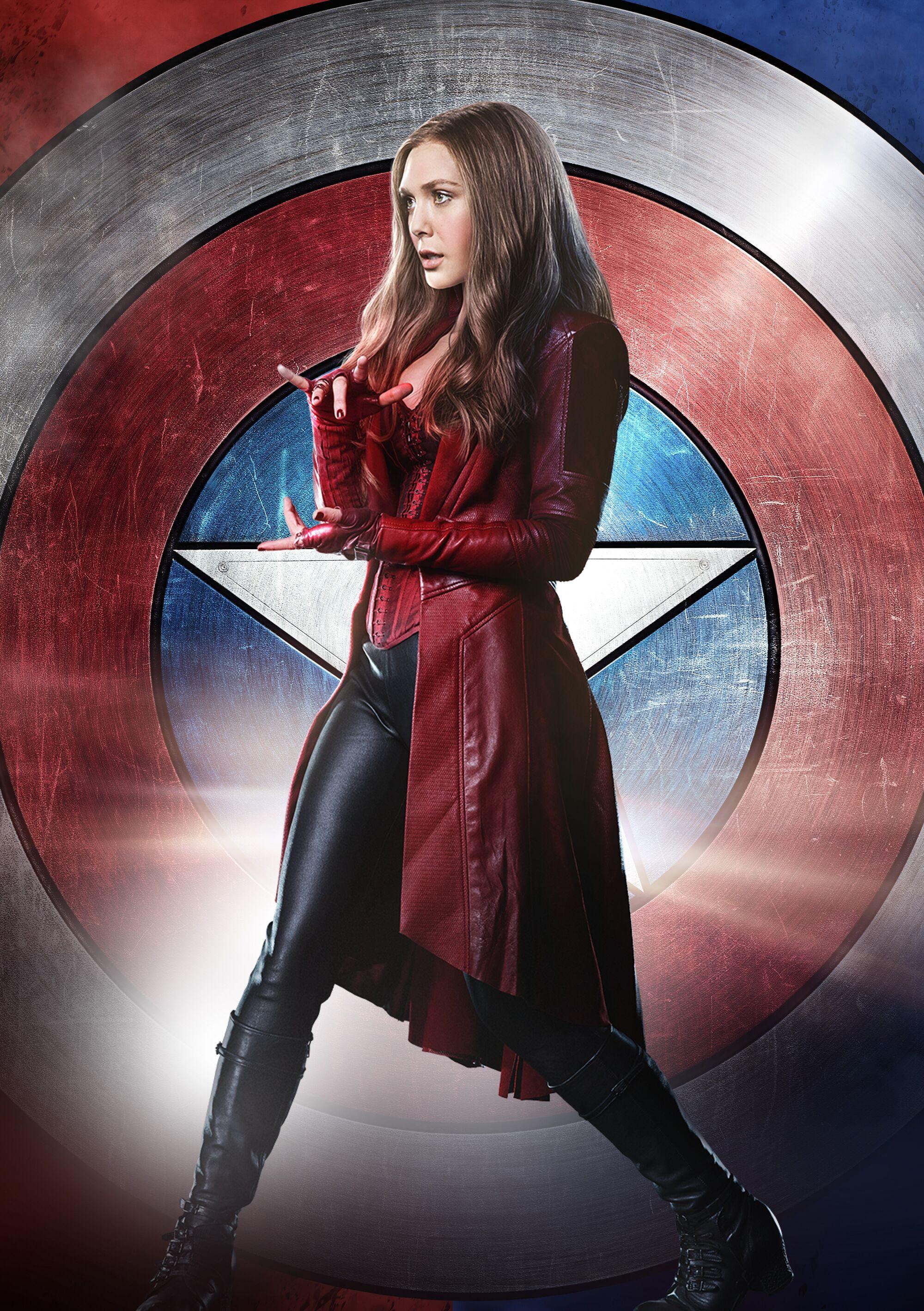 Scarlet Witch Marvel Movies Fandom Powered By Wikia