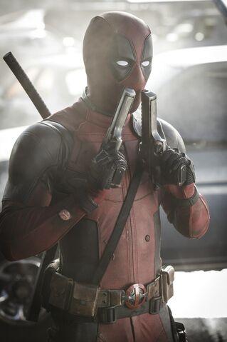 File:Deadpool Sniffing Guns.jpg
