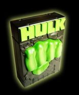 Hulk Limited Edition UK DVD
