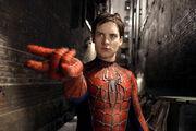 Spiderman 2 movie image tobey maguire 1