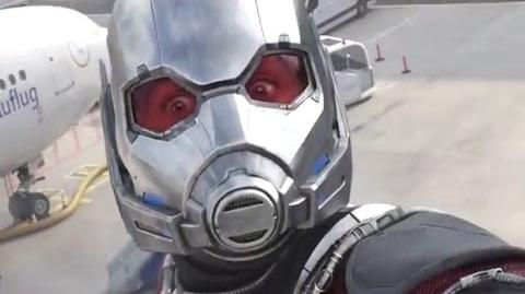 CAPTAIN AMERICA CIVIL WAR - Giant-Man Featurette (2016) Paul Rudd Marvel Movie