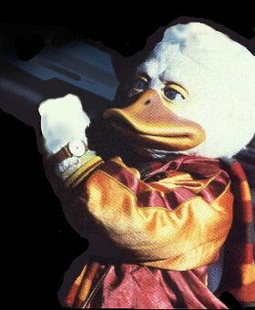 Howard T Duck