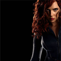 Poster featuring Black Widow