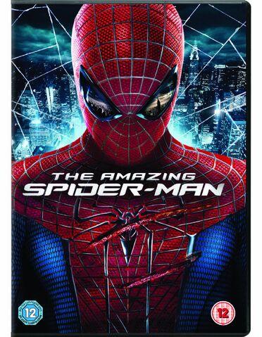File:The Amazing Spider-Man UK DVD.jpg