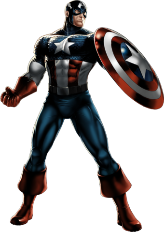File:Captain America Portrait Art.png